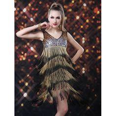 Carnaval 2014 Vestido Bolero Paetê Dourado Franjas Top Vestido em franja dourado com brilho paetê da Coleção Carnaval 2014. Frete Grátis para todo Brasil. Confira em nossa página! Loja OZIRIS. R$200,90  #carnaval #vestidocarnaval #vestido2014, #vestidofesta #vestidofranja #vestidodourado #vestidobrilho #paete #lojaoziris #moda #franja #modafeminina #verao #brilho #sexy