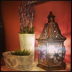 lámpara moruna