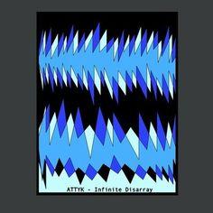 Attyk - Infinite Disarray [Electronic/IDM] (2014) Edm, Superhero Logos, Soundtrack, Infinite, Techno, Hip Hop, Music, Musica, Musik
