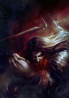 View an image titled 'Dracula Feasting Art' in our Castlevania: Lords of Shadow 2 art gallery featuring official character designs, concept art, and promo pictures. Castlevania Lords Of Shadow, Castlevania Anime, Castlevania Games, Dark Fantasy Art, Sci Fi Fantasy, Anime Fantasy, The Crow, Dracula, Cgi