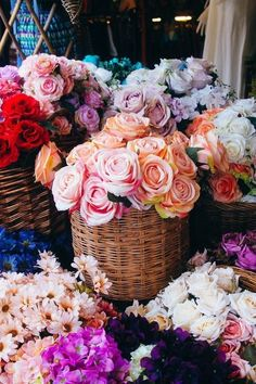 Fleurs to brighten your morning!
