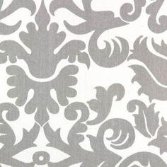 Fabrics in grey