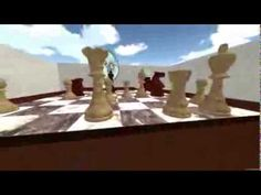 """Un-named, Unreleased tech demo from Carnegie Mellon University's Entertainment Technology Center as a game where you use forced perspective to solve puzzles. it gets super trippy and weird. reminds me of my first portal experience: """"now you're thinking with portals!"""" Check out the video."""