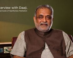 7 Things to Know About Pranahuti or Yogic Transmission – An Interview with Daaji, Global Guide of Heartfulness Meditation – Breaking & Viral News Feeds from India Meditation For Anxiety, Meditation Benefits, World Teachers, Learn To Meditate, Things To Know, Evolution, Interview, Spirituality, Men Sweater