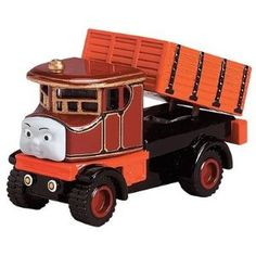 Jake - Amazon.com: Take Along Thomas and Friends - Elizabeth Vintage Lorry: Toys & Games