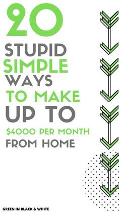 This post covers 21 ways you can make money from home. Perfect if you're looking for a side hustle or easy and fast way to make extra money from home. How To Get Money Fast, Make Side Money, Make Money Online Now, Ways To Earn Money, Earn Money From Home, Legit Work From Home, Work From Home Jobs, Startup Ideas, Job Employment