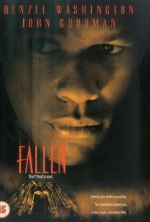 """Fallen (1998) - Denzel Washington  -Love this film. John Goodman is absolutely amazing here.   -Best use of a Rolling Stones song in any film """"Time is on my side..."""""""