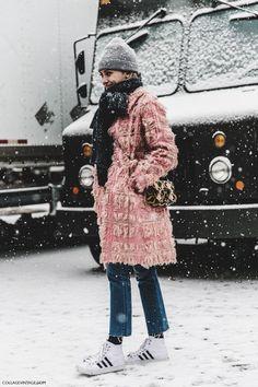 #мода #стиль #аксессуары #шубка #шарф #уличныйстиль #casual #fashion #streetstyle #mypositivestyles