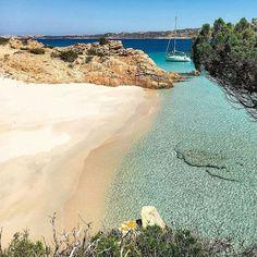 Sardegna Arcipelago della Maddalena - Isola di Spargi    #TuscanyAgriturismoGiratola