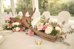 Original wedding centerpiece  by Michela & Michela www.italianweddingcompany.com
