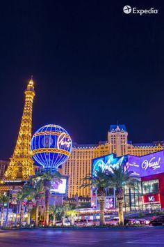 Visiting Las Vegas? Well then get prepared.
