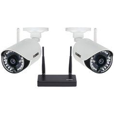 LOREX LWU3622 Two 720p USB Wireless Cameras for LH04141TTC2W