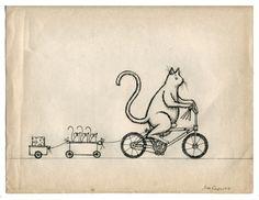 errands by Jon Carling