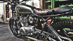 Custom Bikes, Classic Motorcycles, Cafe Racer Dreams and Mean Machines. Motorcycle Companies, Cafe Racer, Honda Cb, Scrambler, Custom Bikes, Design, Graz, Custom Bobber