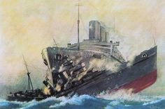 In one of the worst accidental losses of WWII, RMS Queen Mary accidentally sank one of her escort ships, HMS Curacoa, on this day in history, 2 October 1942. RMS Queen Mary was carrying 10,000 American troops to join the Allies in Europe. As her escort convoy passed 60 km off the Irish coast, disaster struck. #history #OnThisDay