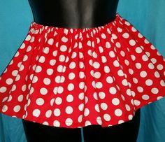 Cute Minnie skirt 4 little ones!