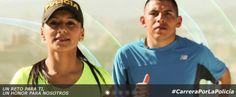 Te esperamos para que participes en la carrera por la Policía 10K ¡Un #Reto para ti! Infórmate en el siguiente enlace: http://oasportal.policia.gov.co/portal/page/portal/HOME/10k/inicio