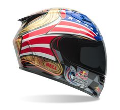 Limited Edition Circuit Of The Americas Bell Helmet - Motorcyclist Magazine Up To Speed