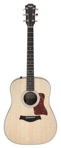 Taylor 110E Dreadnought Acoustic Electric Guitar