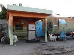 Asaltan estación de combustibles de empresa de transporte en Barahona