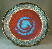 Mary Cuzick plate