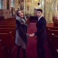 Nick Jonas & Olivia Culpo Walking Down The Aisle At A Church, Are They Finally Engaged And Get Married? - http://oceanup.com/2014/12/14/nick-jonas-olivia-culpo-walking-down-the-aisle-at-a-church-are-they-finally-engaged-and-get-married/