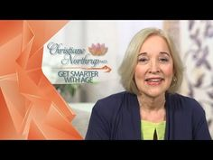 Getting Smarter With Age | Christiane Northrup, M.D. Aerobic exercise 20 min/day and take DHA (an omega-3 fat) supplement daily