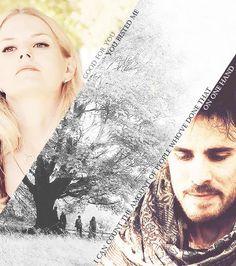 Emma & Hook  #OUAT