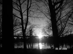 Astoria Park, Black & White