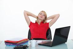 Get Your Desk Under Control: 6 Neat Freak Tips - http://blog.storageseeker.com/main/get-your-desk-under-control-6-neat-freak-tips