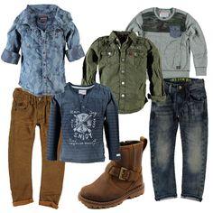 Retour Jeans, retour kinderkleding, kleding voor jongens, boyslabel