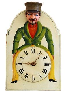 The Automata Blog: Justin Miller on the rare and unusual clocks of ...