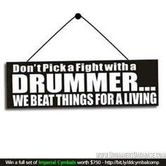 c0da4529 .loud Drummer Gifts, Drummer Boy, Drumline Shirts, Drummer Quotes, Marching  Band