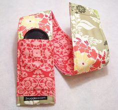 DSLR Camera Strap Cover Padded with lens by SnugglensCameraBags, $24.99