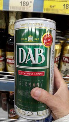 mega Bier ... gesehen in UdSSR