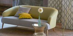 Designers Guild create inspirational home décor collections and interior furnishings including fabrics, wallpaper, upholstery, homeware & accessories. Designers Guild, Luxury Home Decor, Luxury Homes, Contract Design, Contemporary Interior Design, Design Process, Decoration, Showroom, Love Seat