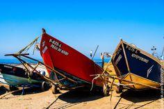 Turismo en Portugal:  Praia de Castelo do Neiva en Viana do Castelo