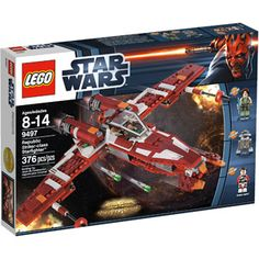 39 best Lego sets I own images on Pinterest   Lego star wars  Lego     LEGO Star Wars Republic Striker class Starfighter Play Set