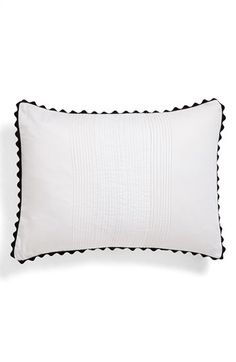 Vera Wang 'Pompom' Pillow available at #Nordstrom