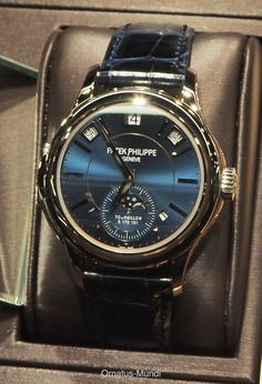 BaselWorld 2018: Patek Philippe Ref. 5207 Calatrava Minute Repeater, Instantaneous Perpetual Calendar and Tourbillon (quick window shots) Ref 5207 or 5208, this is here the question... (no further words, just want to share some quick life pics): Best, Magnus from watchProSite.com Fine Watches, Dream Watches, Cool Watches, Beautiful Watches, Luxury Watches For Men, Executive Fashion, Executive Style, Omega Seamaster, Patek Watches
