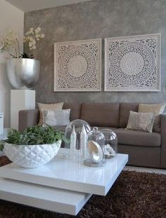 These living room decor ideas become the trendiest look to create a beautiful decoration which everyone will love! Pick one for your own living room now! Living Room Designs, Living Room Decor, Living Rooms, Decor Room, Thai Decor, Interior Decorating, Interior Design, Interior Modern, Room Interior