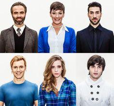 """TG Musical e Teatro in Italia: Il cast di """"Next to Normal"""": video di presentazion..."""