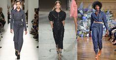 Combi-pantalon Les tendances mode de la saison printemps ete 2017