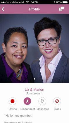 Liz & Marion