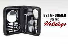 Get Groomed for the Holidays  Great gift