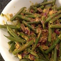 """Green Bean Curry 