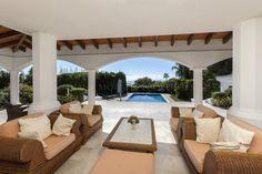 Conveniently Located Villa with Sea Views - Villa, Rocio de Nagüeles, Marbella Golden Mile
