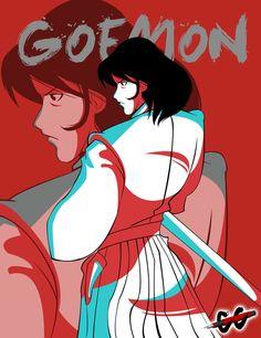 Goemon, Lupin III