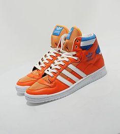 Adidas Decade Hi Orange - sweet!