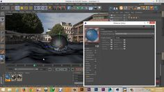 http://mographplus.com/ facebook.com/MotionGraphicPlus twitter.com/MographPlus  in this tutorial I show you how to import your real flow simulation (a real wave sim ) into cinema 4d and prepare the scene to render your sim in a nice way . P.S. I totally forgot to enable GI , that way we could have much more realistic render , so please turn it on when you work on this tutorial , If you enjoyed this tutorial plz like it and this way I get the energy to create more Tuts , Thanks